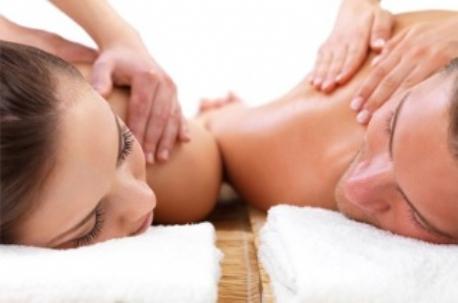 Samen genieten van een duo massage bij Mandarin Spa