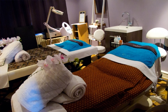 Behandelkamer 'Samut Prakan' Mandarin Spa Nijmegen