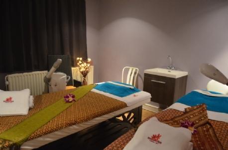 Schoonheidssalon Nijmegen Mandarin Spa behandelkamer