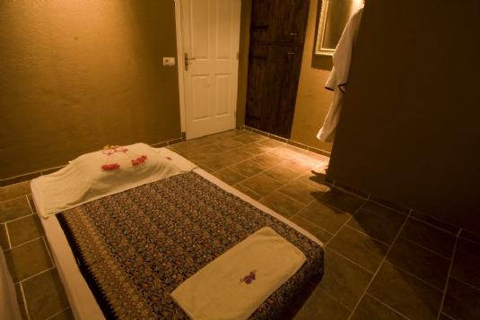 Massagekamer 'Bali' Mandarin Spa Uden